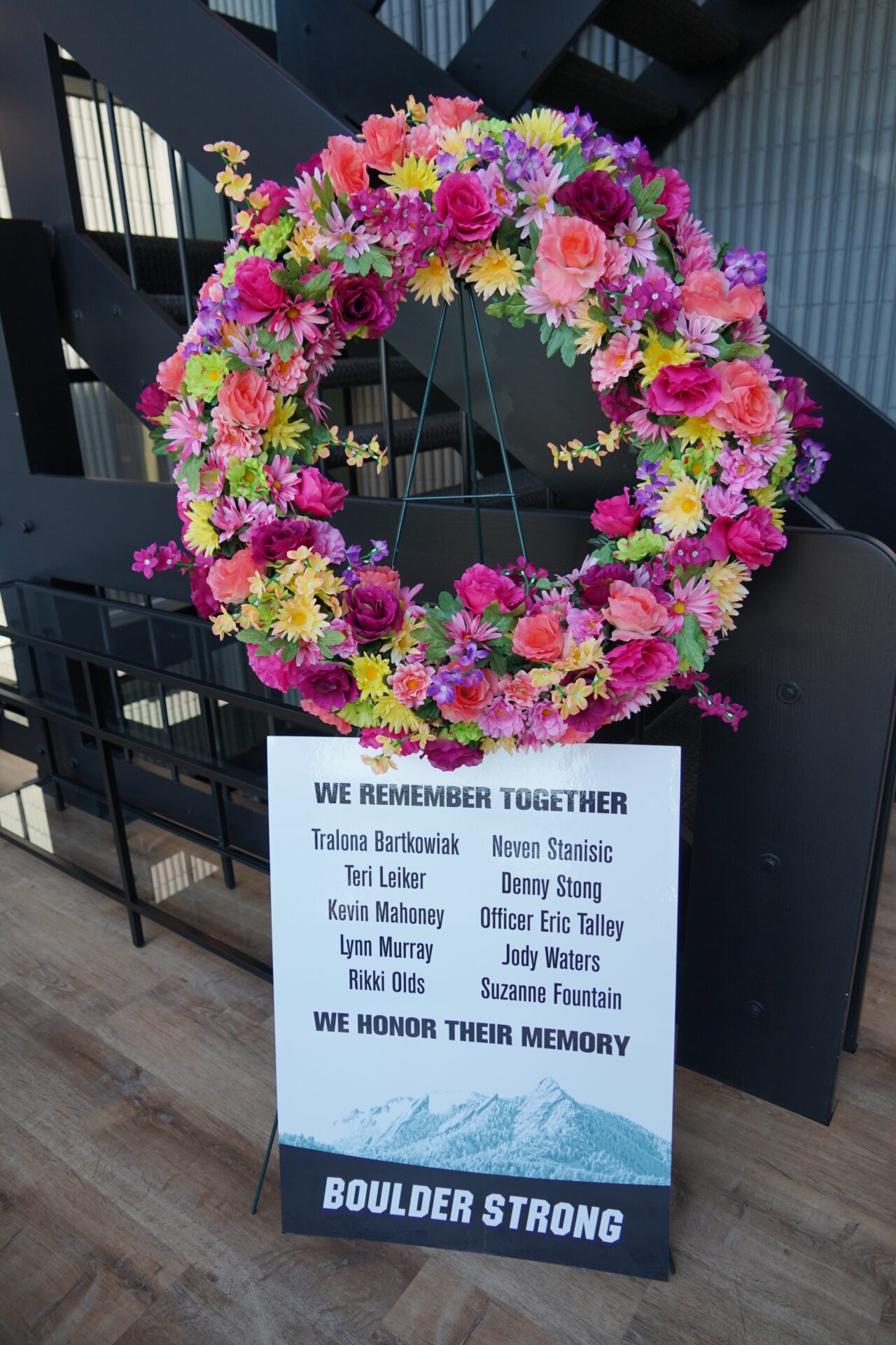 Remembering the victims of the March 22nd shooting