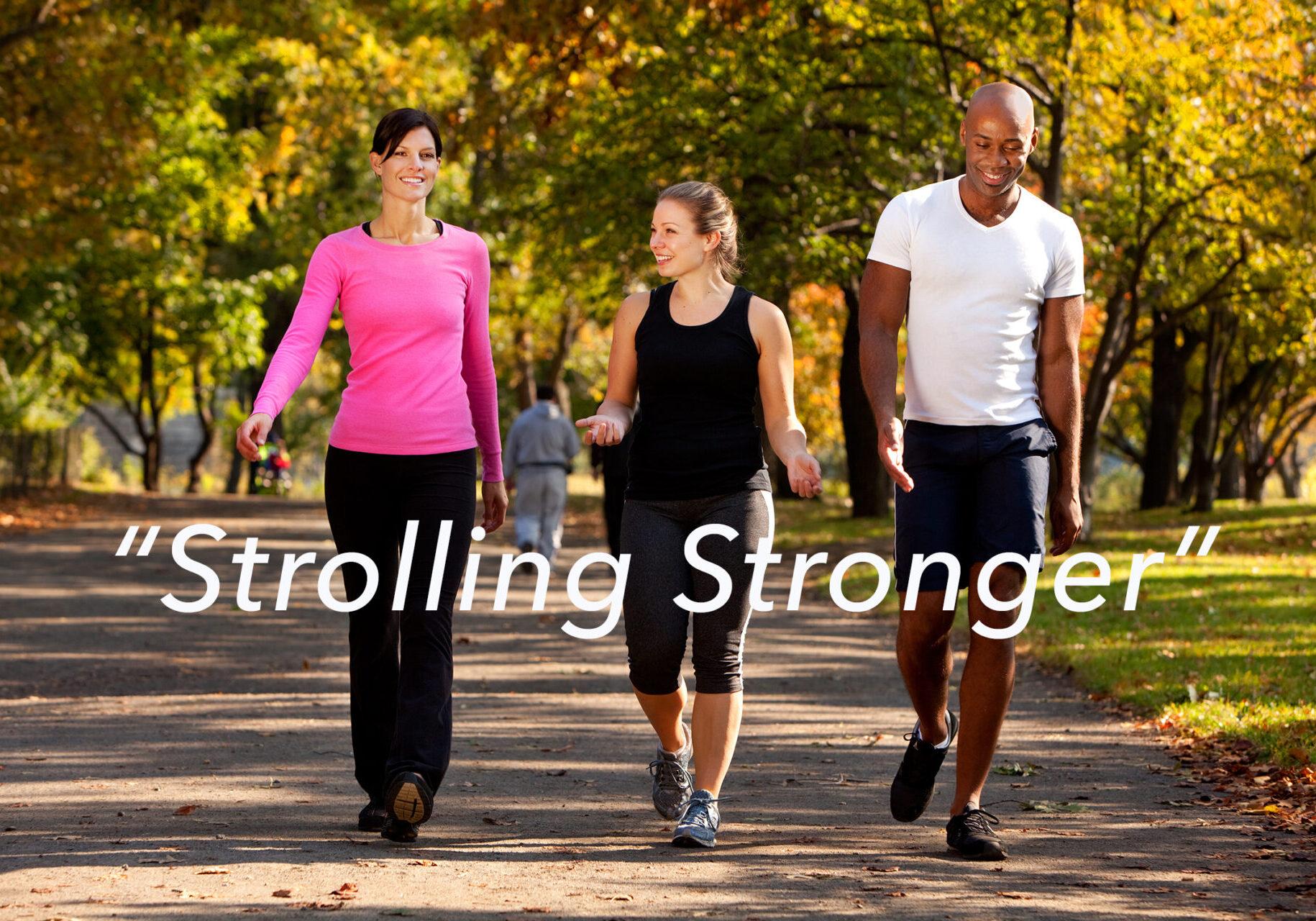 "#Boulderstrong Resource Center ""Strolling Stronger"""